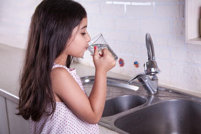 Laat iedereen genieten van gezond en gefilterd water