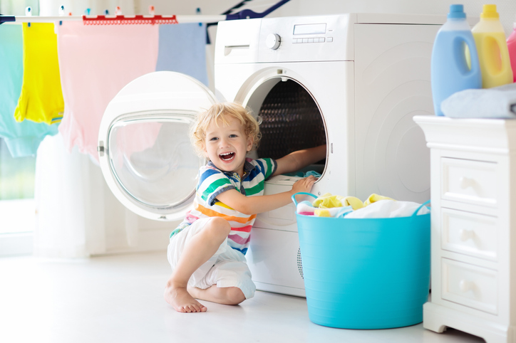 De levensduur van je wasmachine stijgt tot 30%!